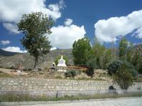 Erinnerungskapelle in Sitio