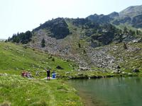 092. Vall d'Incles- Siscaro See