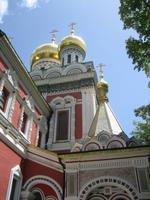 Bulgarische Kirche Hl Kyrill und Hl Method Hamburg