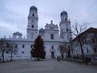 Hochwasserstand Passau