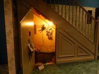 unter treppe abstellraum die neuesten innenarchitekturideen. Black Bedroom Furniture Sets. Home Design Ideas