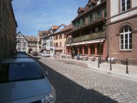 Reisebericht rundreise frankreich elsass 20 for Restaurant la maison rouge colmar