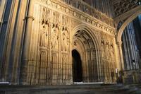 051 Canterbury, Cathedral, Eingang zum Chor
