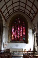 307 Plymouth, Minster St. Andrew, Glasfenster von John Piper und Patrick Reyntiens