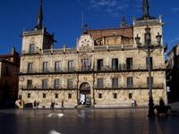 Altes Rathaus in Leòn