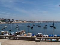 Blick auf Estoril