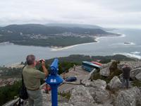 Blick auf den Rio Mino