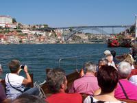 Bootsfahrt auf dem Rio Douro