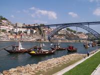 Dows auf dem Rio Douro