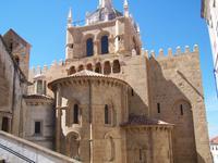 Kathedrale Sè Velha in Coimbra