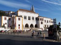 Palacio Nacional in Sintra
