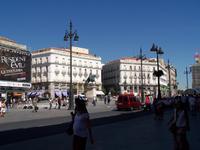 Reisebericht rundreise um ganz iberien portugal und for Plaza puerta del sol