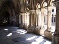 Säulengang in der Kathedrale