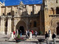 Stiftskirche San Isidoro in Leòn