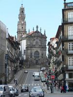 Torre dos Clèricos in Porto