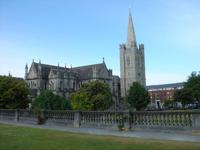 Kathedrale in Dublin