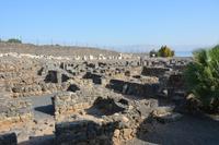 100 Ausgrabung Capernaum
