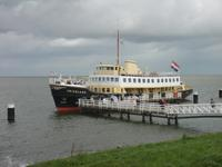 Die MS Friesland in Medemblik