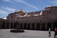 Ehem. Kreuzgang des Jesuitenklosters, Arequipa