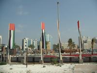 Dubai (auf dem Weg vom Bastakia-Viertel zum Old Souk ...)