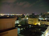 Ausblick von der Dachterrasse des Arabian Courtyard Hotel & Spa in Dubai