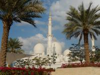 159 Abu Dhabi - Sheik Zayed Moschee