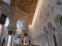 176 Abu Dhabi - Sheik Zayed Moschee