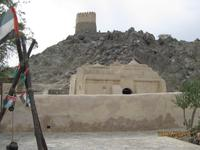 Die älteste Moschee der Emirate