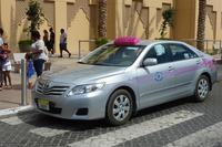 Ladies Taxi in Dubai
