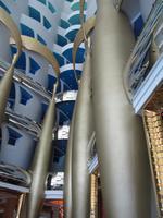 Dubai im Hotel Burj al Arab