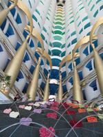 Dubai Valentinstag im Hotel Burj al Arab