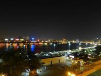 Blick auf den Dubai Creek