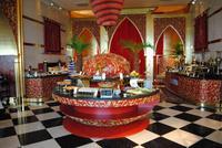 Mittagsbuffet im Burj al Arab