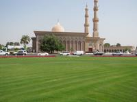 Sharjah - Stadtrundfahrt - Korankreis