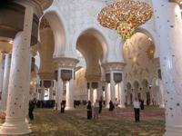 Die Sheikh Zayed Moschee
