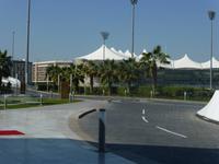 Formel-1-Rennstrecke Abu Dhabi