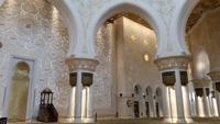 Sheikh Zayed Moschee - Abu Dhabi - Rundreise Arabische Emirate