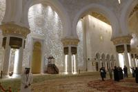 Shaikh Zayed Moschee Abu Dhabi