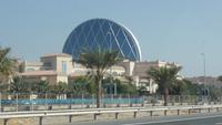 Abu Dhabi, ALDAR Firmensitz