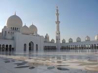 Scheich-Zayid-Moschee Abu Dhabi