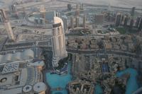 0164 Blick vom Burj Khalifa