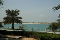 0185 an der Corniche in Abu Dhabi