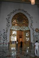 0219 Scheich-Zayed-Moschee in Abu Dhabi
