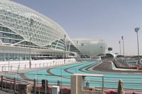 Abu Dhabi - Formel 1 Rennstrecke