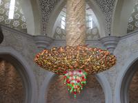 AbuDabi Kristalleuchter