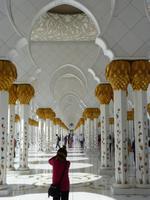 146 Abu Dhabi - Große Moschee
