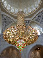 152 Abu Dhabi - Große Moschee