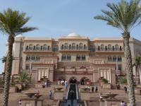 156 Abu Dhabi - 5-Sterne Luxus-Hotel Emirate Palace