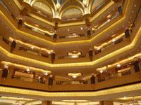 158 Abu Dhabi - 5-Sterne Luxus-Hotel Emirate Palace