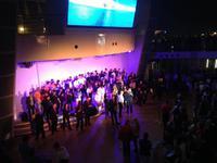 066 Eröffnungs-Veranstaltung auf dem Pooldeck